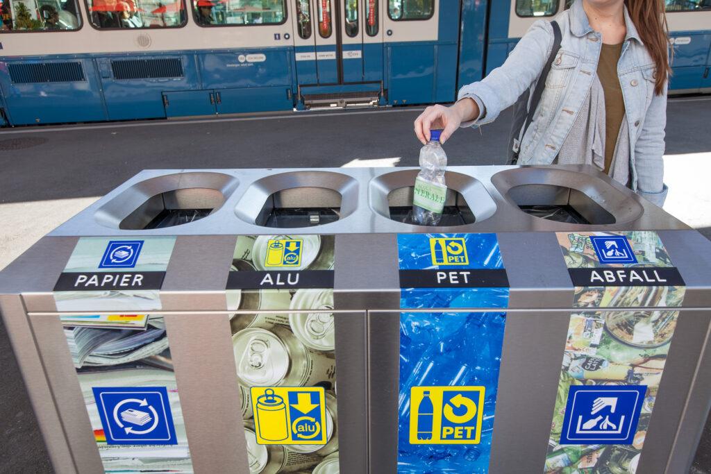 Bildquelle: Verein PRS PET-Recycling Schweiz